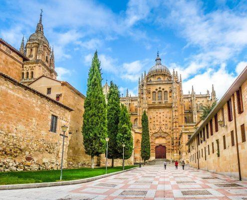 La Catedral, parada obligatoria en tu fin de semana en Salamanca