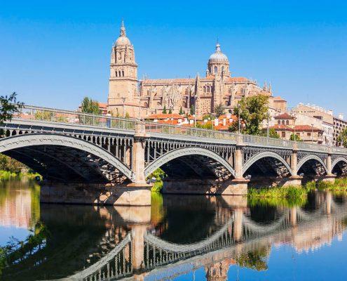 Qué hacer y ver en Salamanca: Catedral