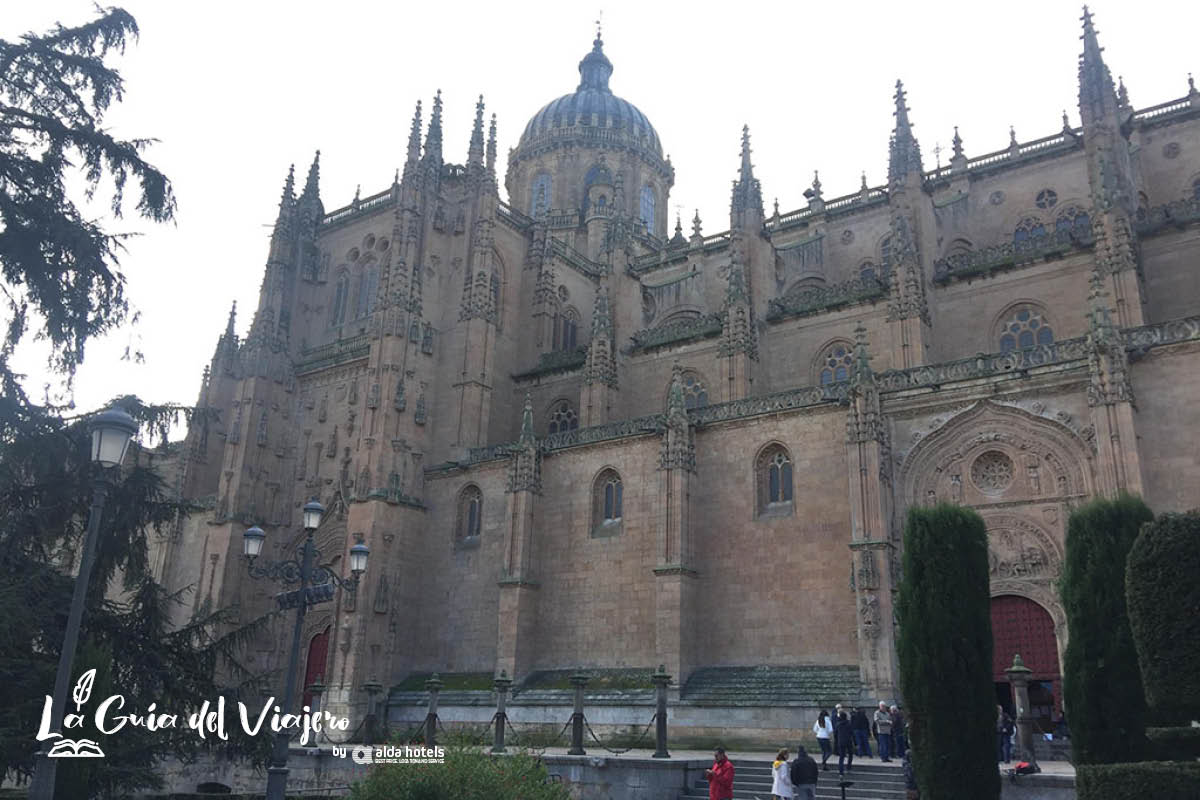 Qué hacer y ver en Salamanca: la Catedral de Salamanca