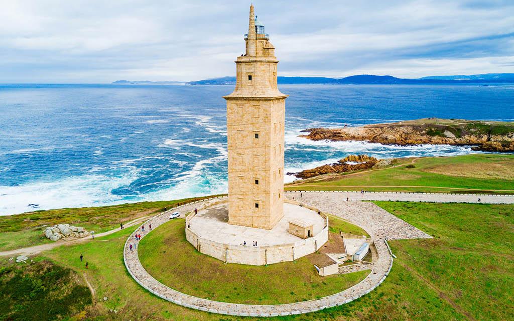 Qué ver en A Coruña en dos días: Torre de Hércules