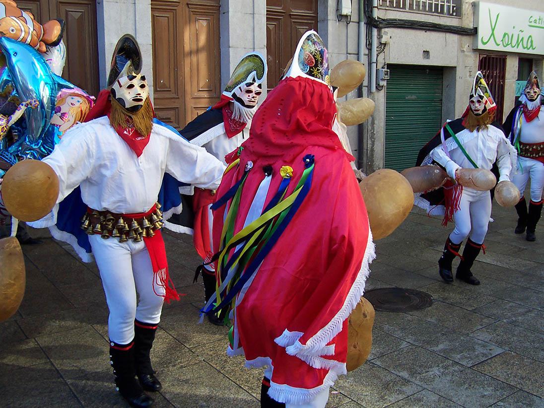 Carnavales de Xinzo de Limia 2019