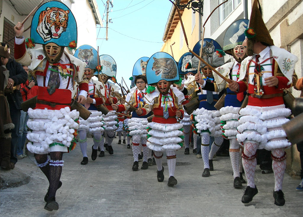 Carnavales provincia de Ourense 2019