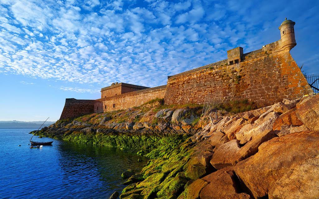 Ruta de un día en A Coruña: Castillo San Antón