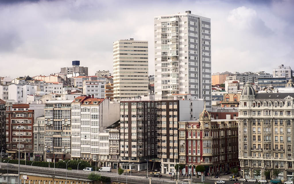 Qué ver en A Coruña en un día: la ciudad desde el puerto