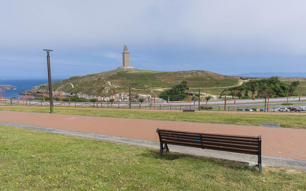 Turismo en A Coruña en un día: Paseo Marítimo