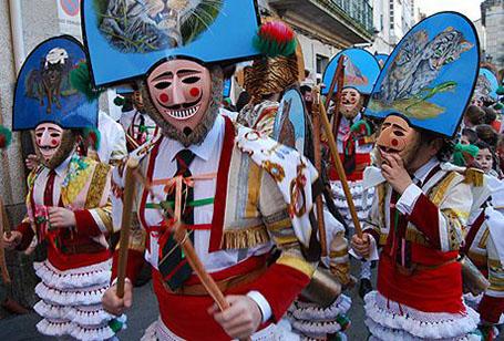 Programa y fechas de los Carnavales de Verín 2019