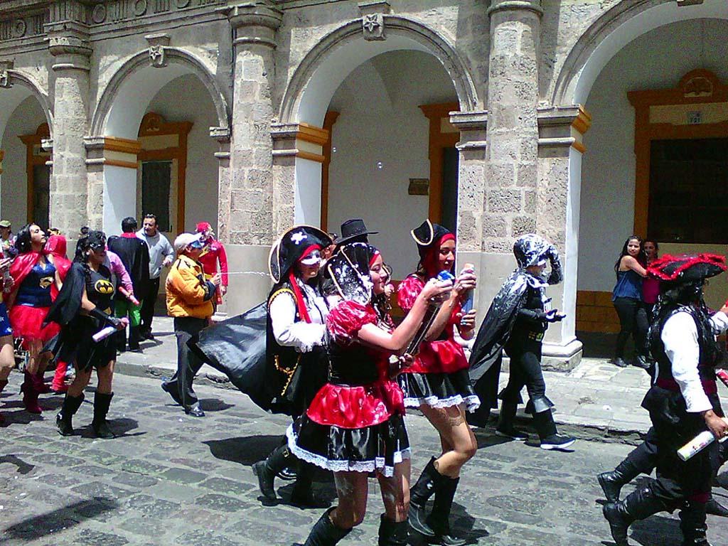 Programa y fechas de los Carnavales de Xinzo 2019