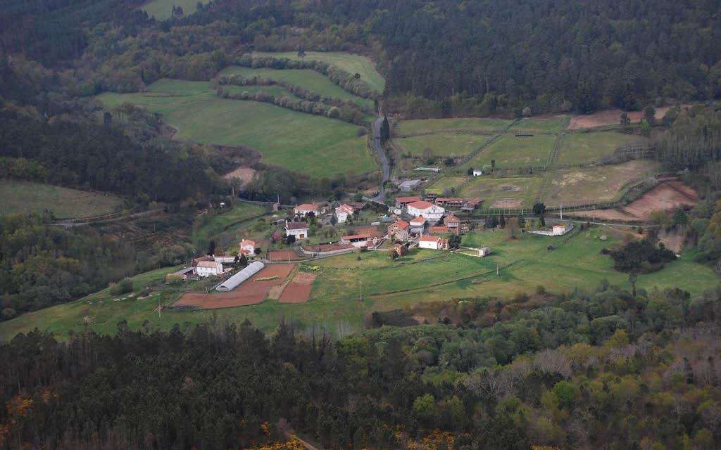 Aldeas cerca de Santiago de Compostela - Boqueixón