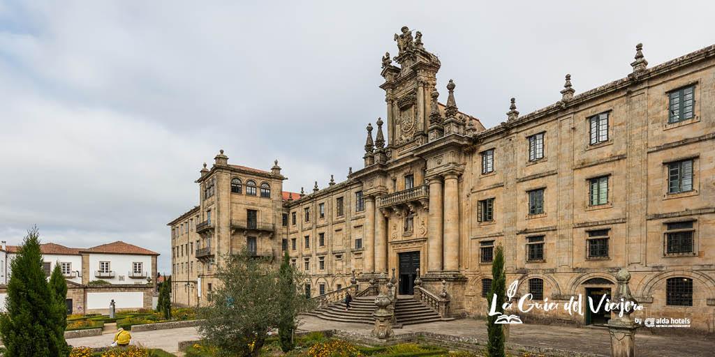 Qué ver en Santiago de Compostela: Monasterio de San Martín Pinario