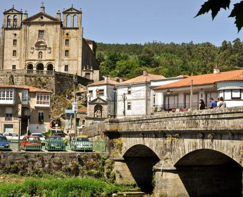 Qué visitar en las afueras de Santiago de Compostela - Padrón