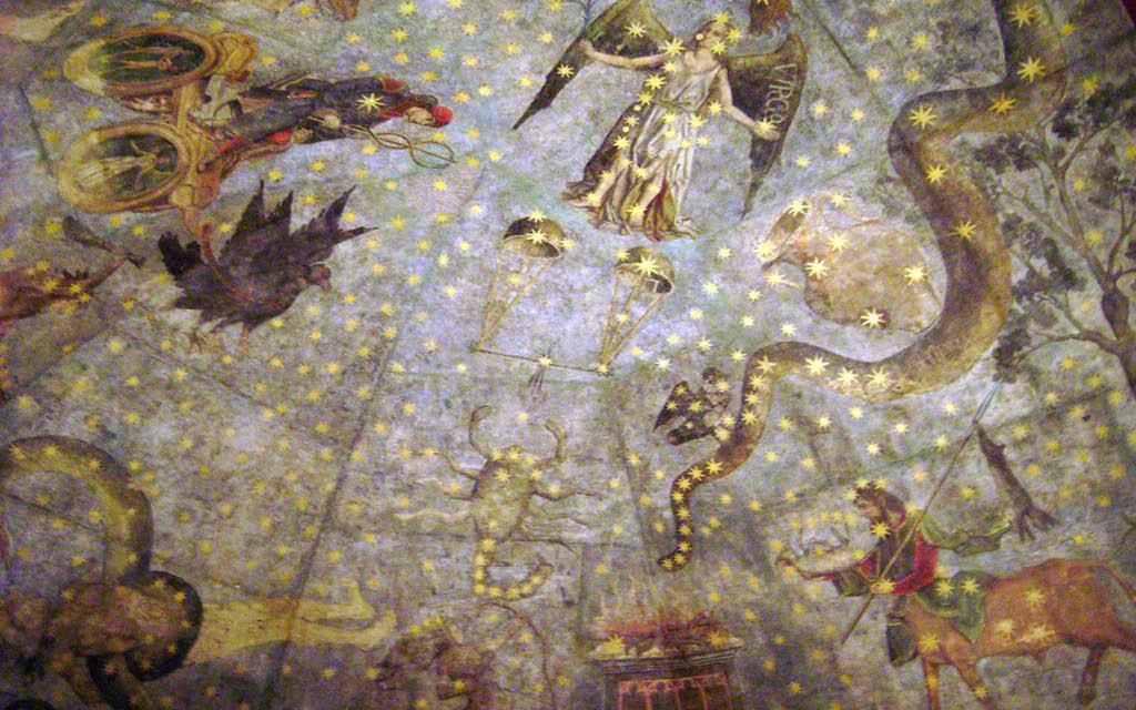 Qué ver en Salamanca con niños - Cielo de Salamanca
