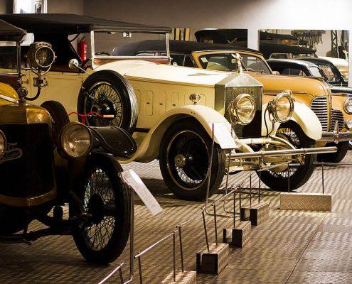 Un día en Salamanca con niños - Museo de la Historia de la Automoción