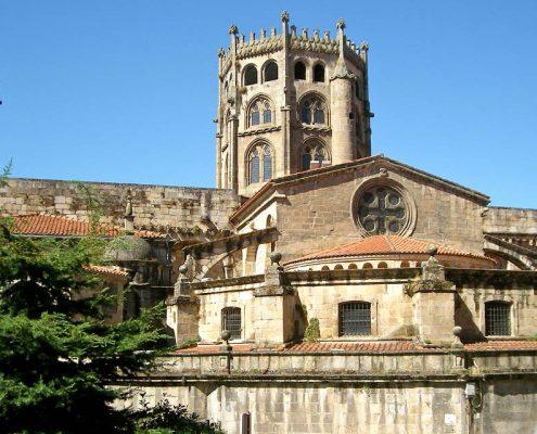 Cosas que hacer en Ourense: ver la Catedral.
