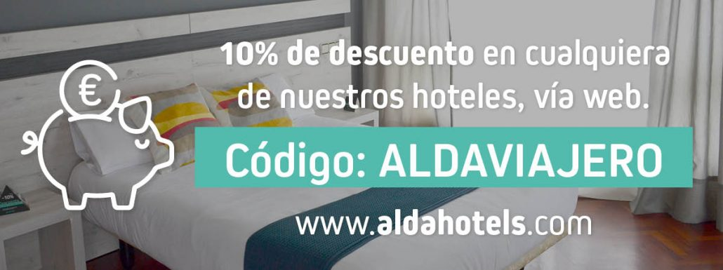 Hoteles en Ourense céntricos