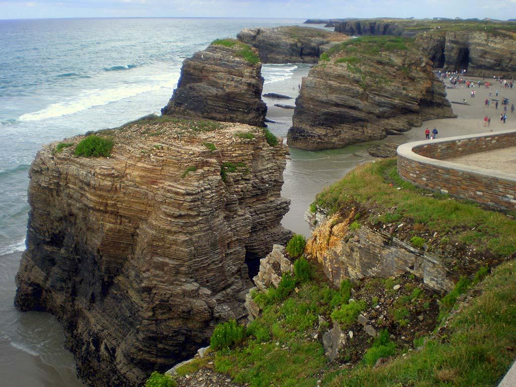 Que ver en Galicia - Playa de las Catedrales