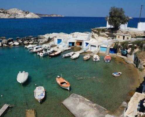 Lugares imprescindibles que visitar en Grecia en 7 días