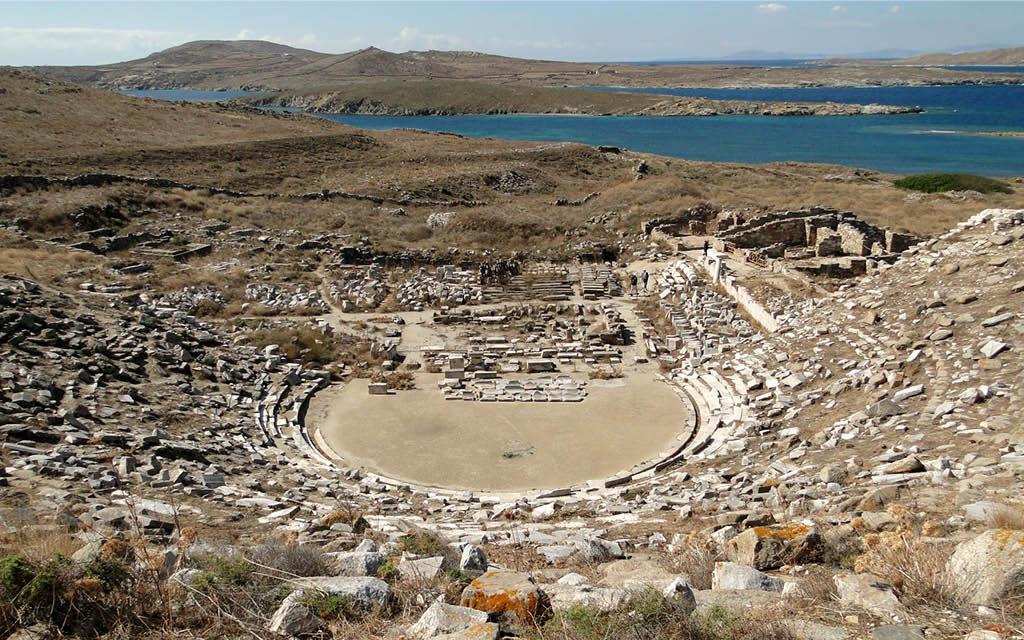 Qué ver en Grecia en una semana - Delos