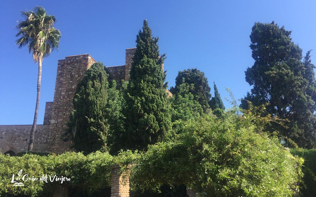 Qué ver en Málaga en dos días - Alcazaba de Málaga
