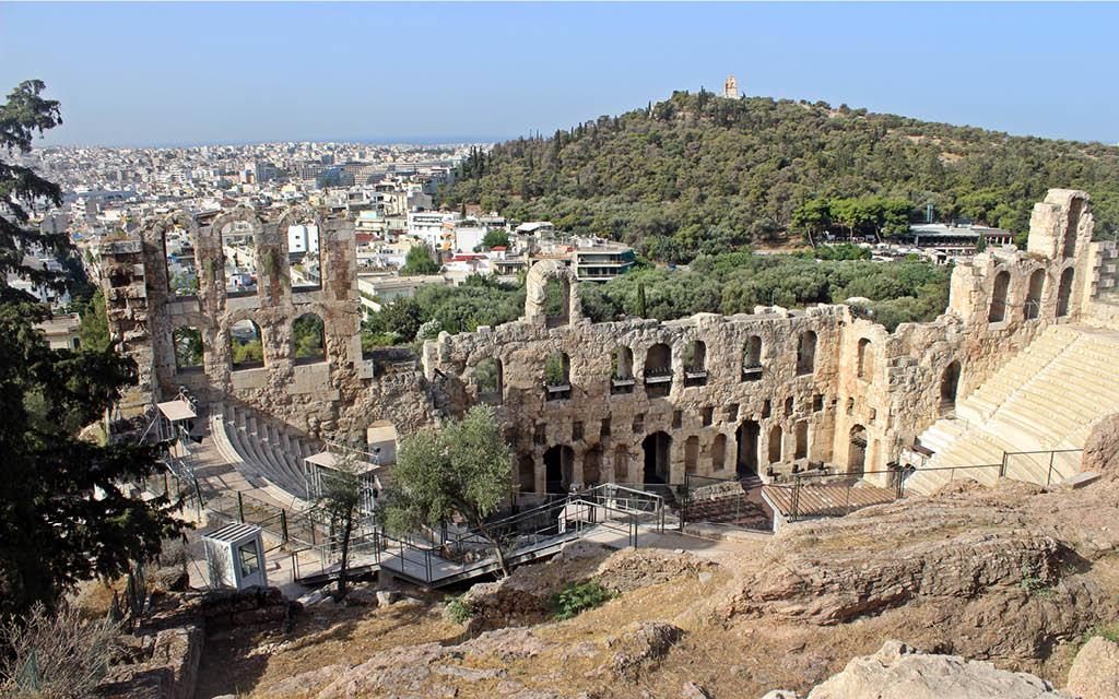 Qué visitar en Grecia en 7 días - Atenas