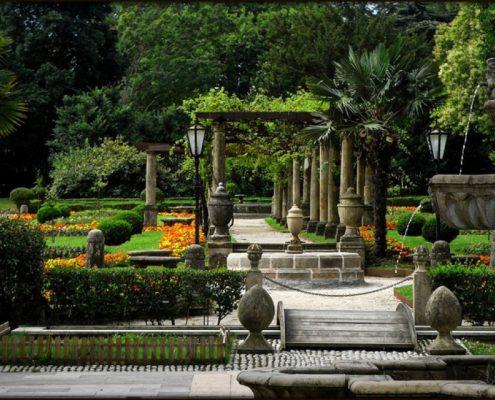 Qué ver en Avilés en un día: el Parque Ferrera.