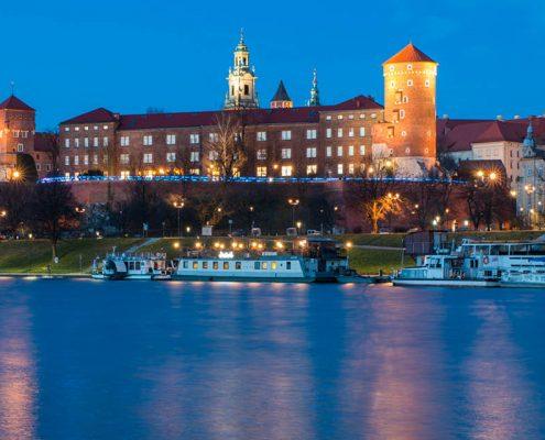 Qué ver en Cracovia en 4 días: el Castillo Wawel