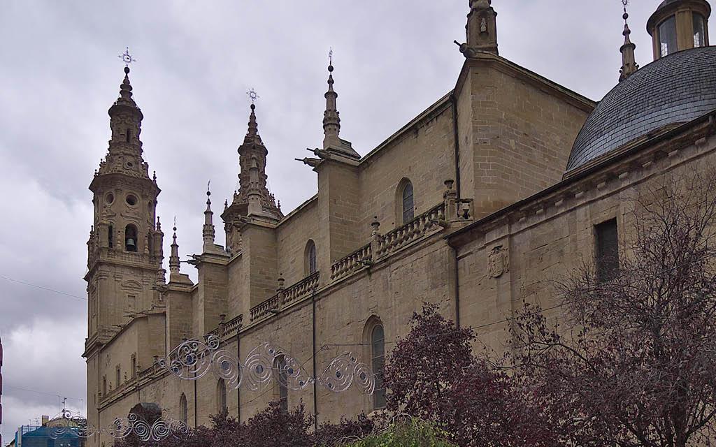 Qué ver en Logroño en dos días: la Concatedral de Santa María de La Redonda