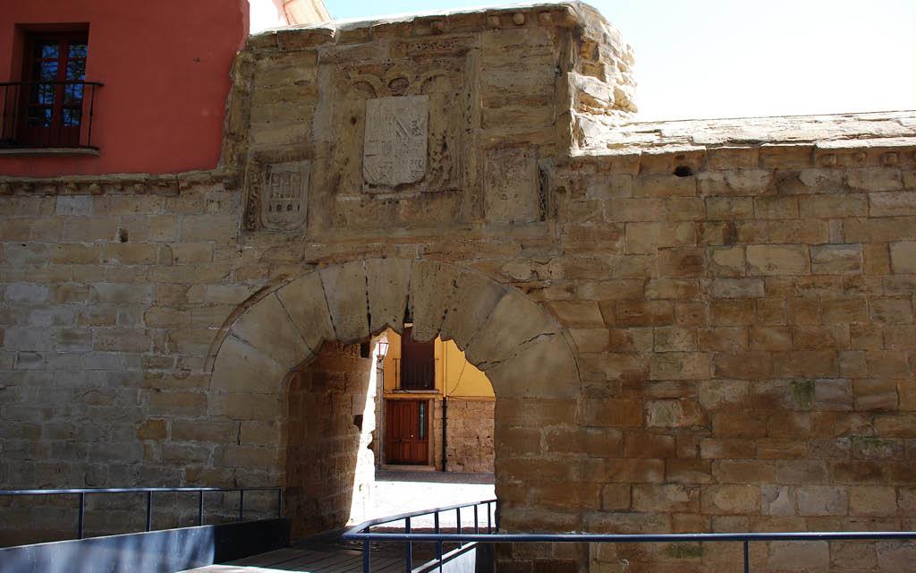 Qué ver en Logroño en dos días: la Muralla del Revellín
