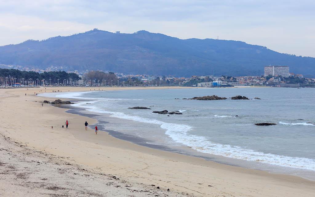 Qué ver en Vigo: la Playa de Samil