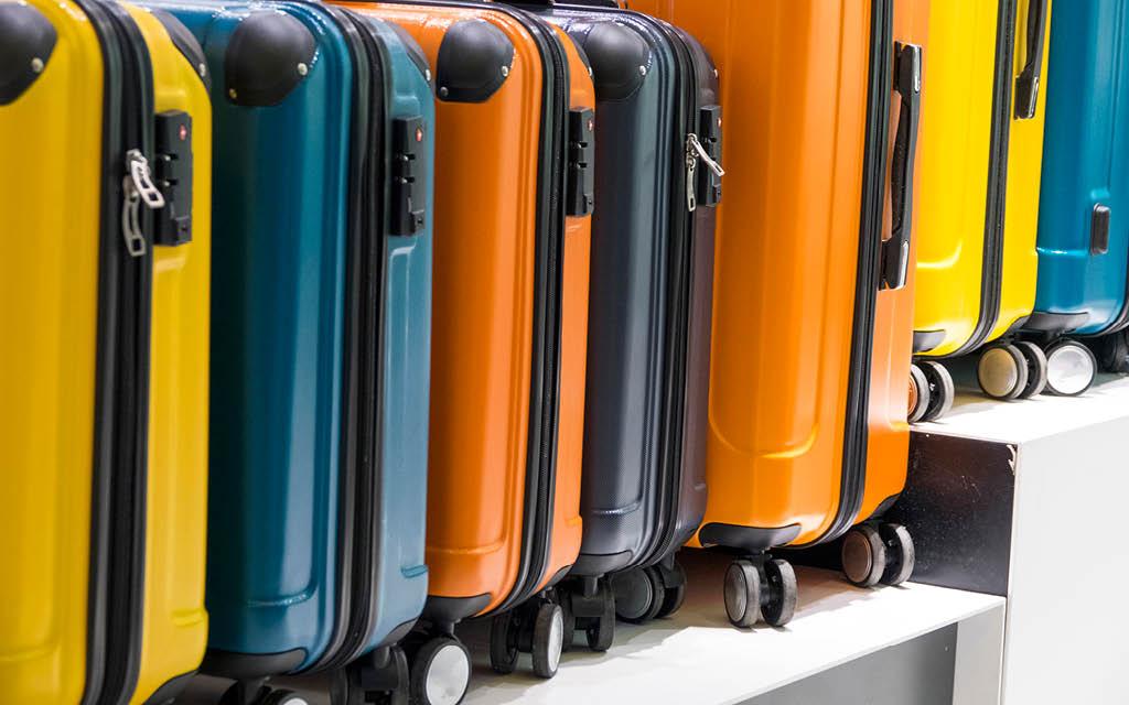 Las mejores maletas para viajar. Maletas grandes
