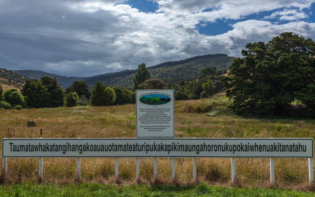 Viajar a Nueva Zelanda. Taumata Hill