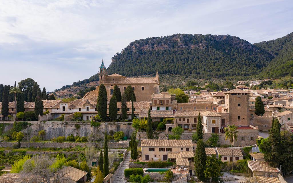 Si buscas qué ver en Mallorca en 3 días, la Cartuja de Valldemossa es parada obligatoria.