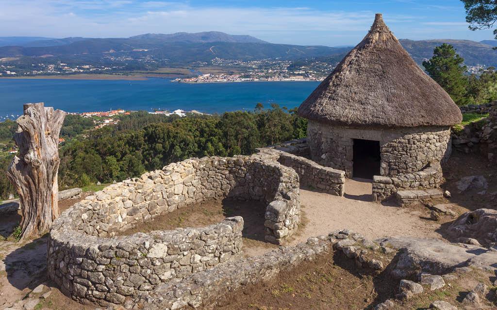 Castro de Santa Tegra en A Guarda es una auténtica joya que debes visitar