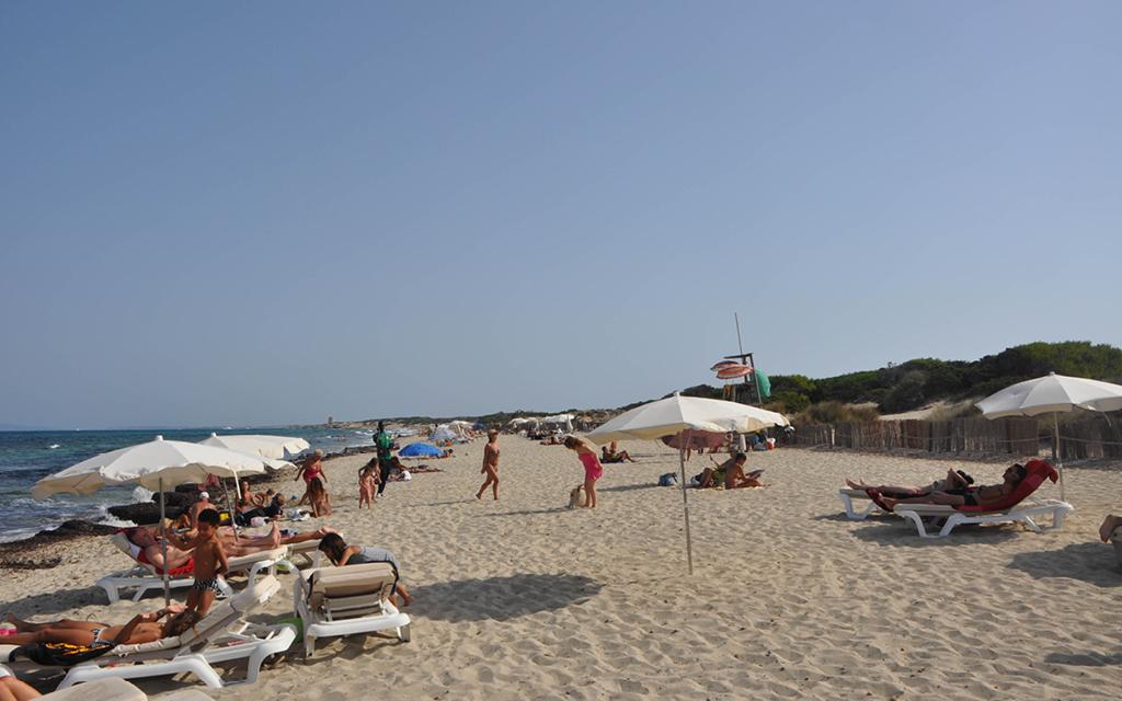 Fotos de playas de Ibiza: Es Cavallet