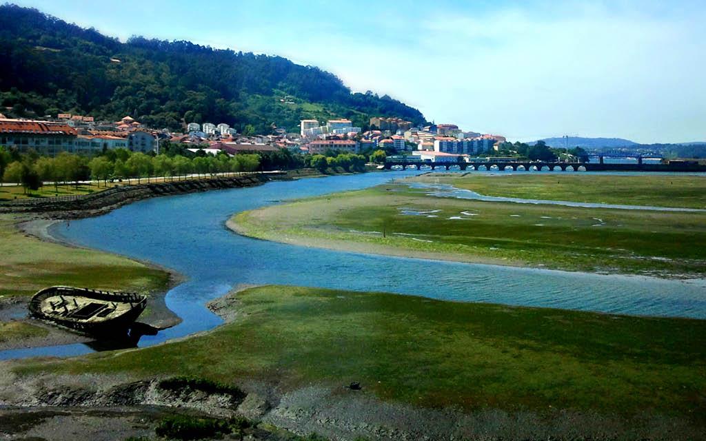 Pontedeume es uno de los pueblos entre A Coruña y Ferrol que no te puedes perder.