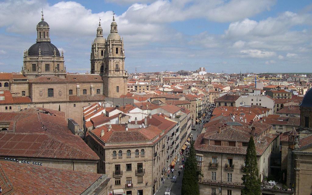 Viaje a Salamanca