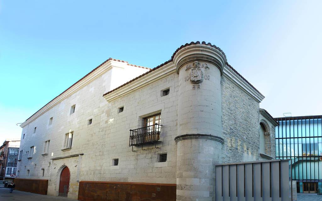 El Palacio de Bendaña es una de las paradas recomendadas en Haro en La Rioja.