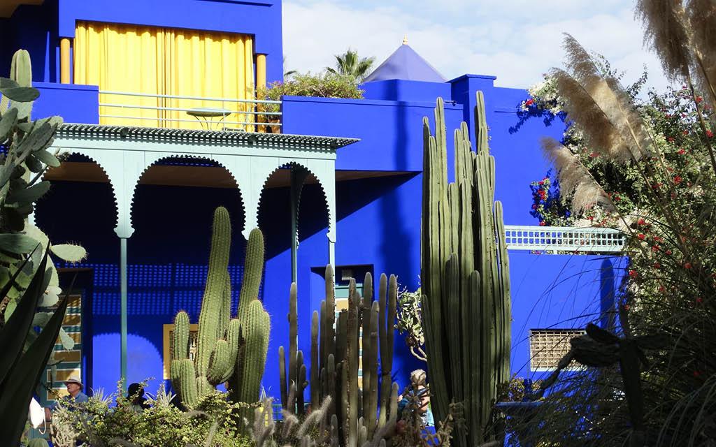 Qué ver en Marrakech en dos días. Jardín Majorelle
