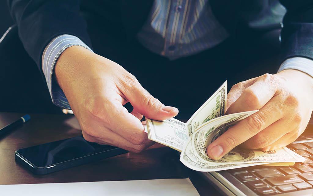 Sacar dinero en el extranjero