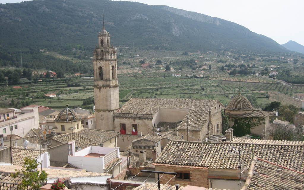 Biar es uno los pueblos de montaña más bonitos en Alicante
