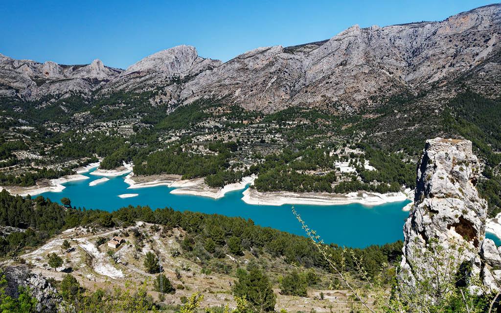 Guadalest es uno de los pueblos de Alicante con encanto que no te puedes perder