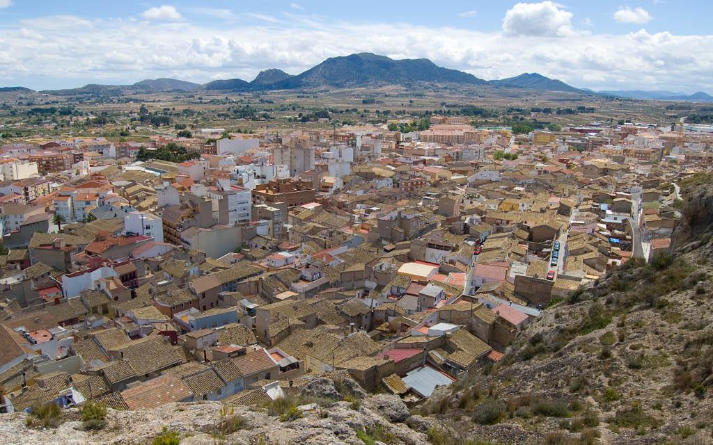 Sax es uno de los pueblos del interior de Alicante más bonitos