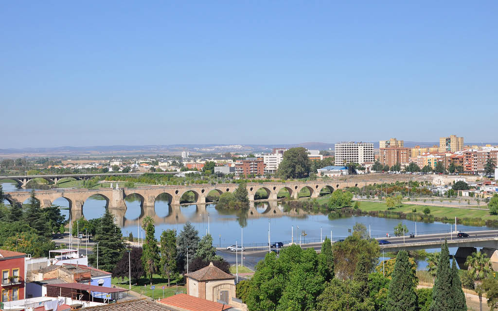 Guía de sitios interesantes que ver en Badajoz, tanto en la ciudad como en la provincia