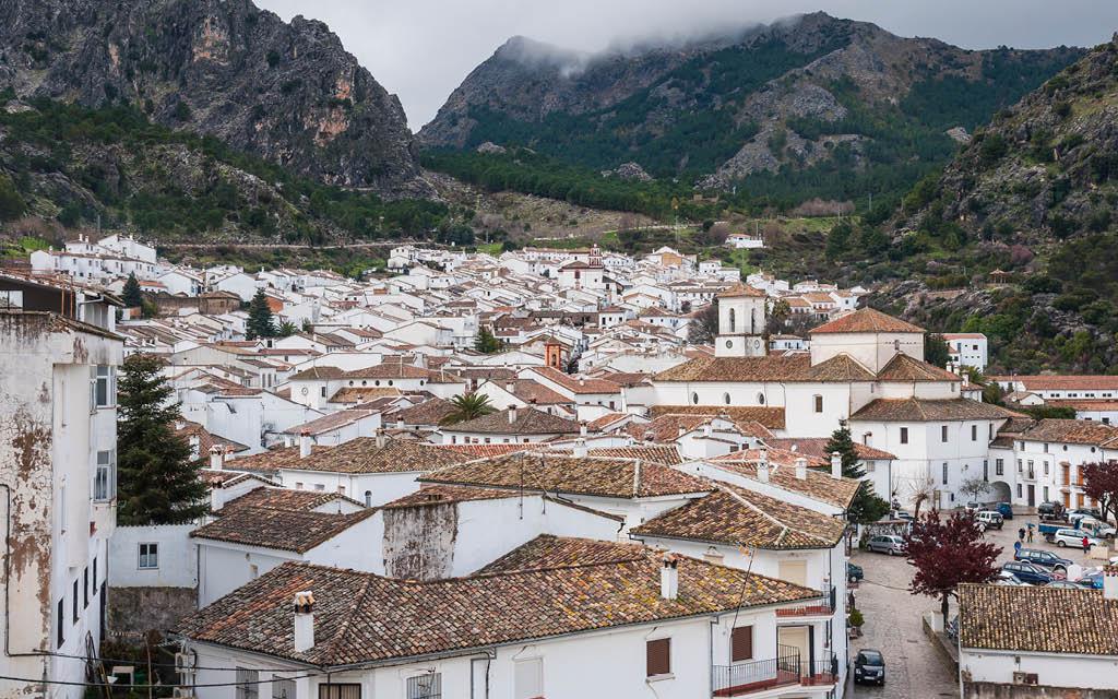 Grazalema es un pueblo blanco de Andalucía ideal para visitar en invierno