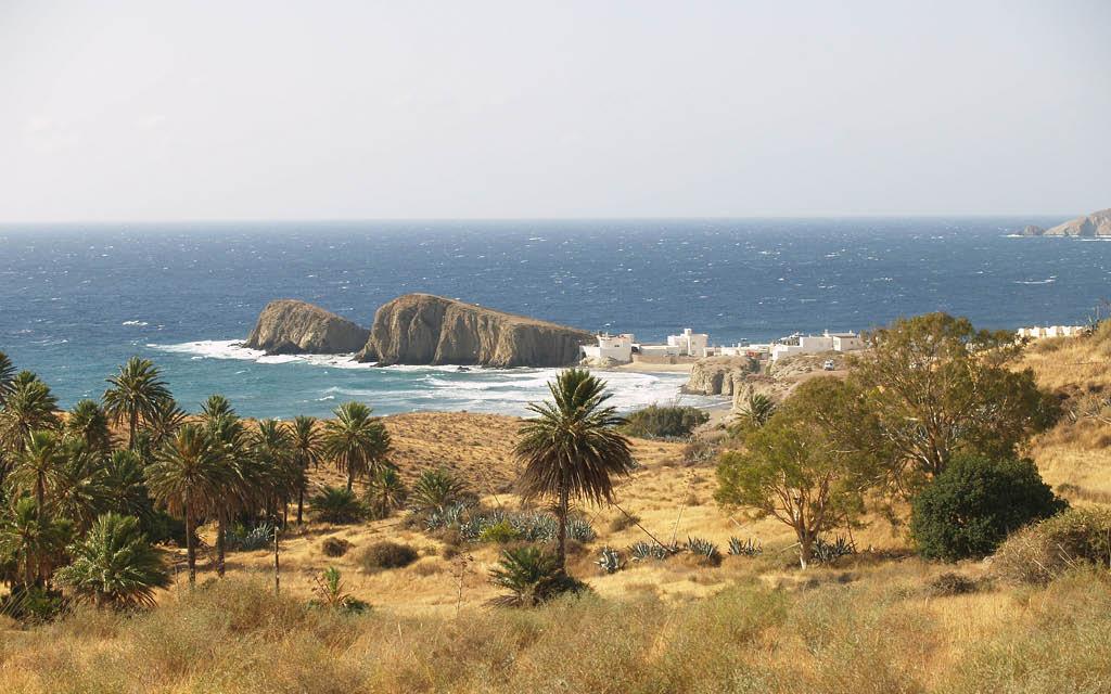 Isleta del Moro es una de las zonas costeras del sur de España más bonitas