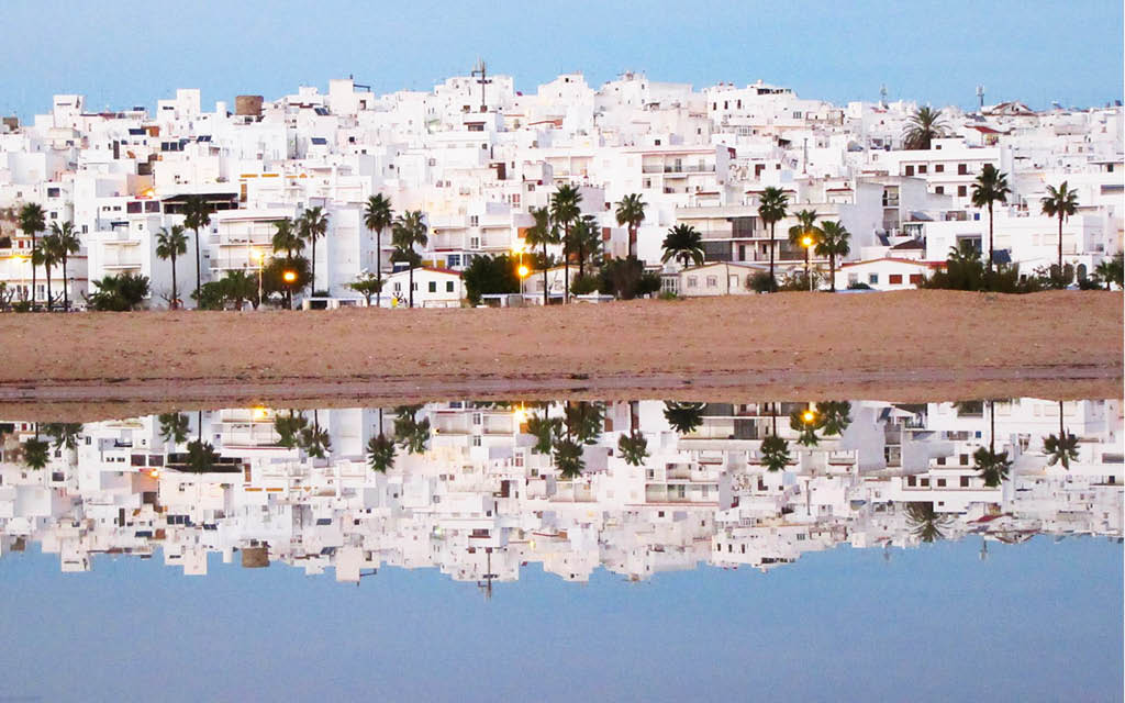 Conil de la Frontera es uno de los mejores pueblos Andalucía con playa