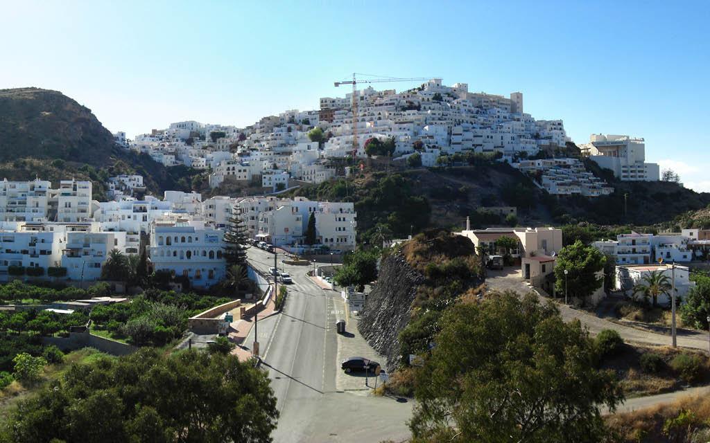 Mojácar es uno de los sitios más bonitos de Andalucía