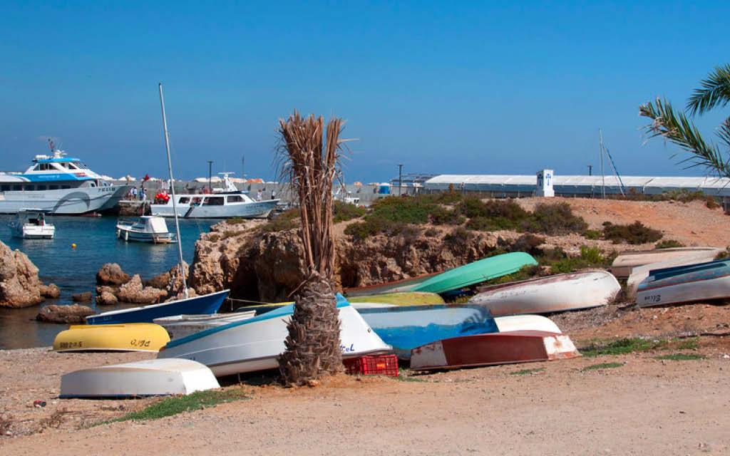 Qué hacer en Tabarca-Cómo llegar a la isla