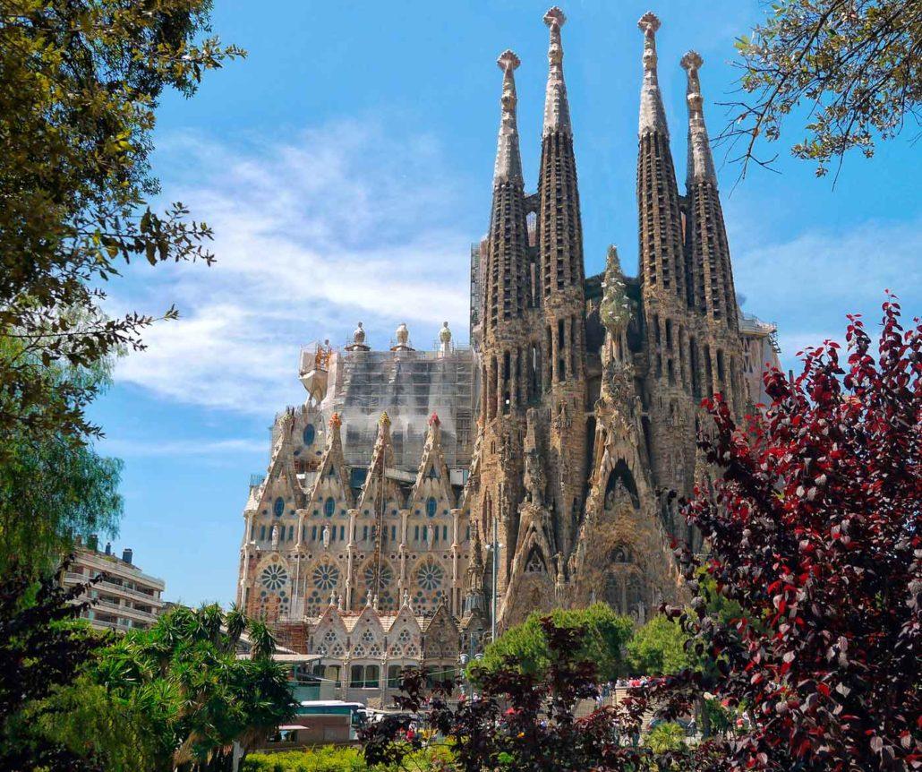 Qué ver en Barcelona centro. Parc Güell