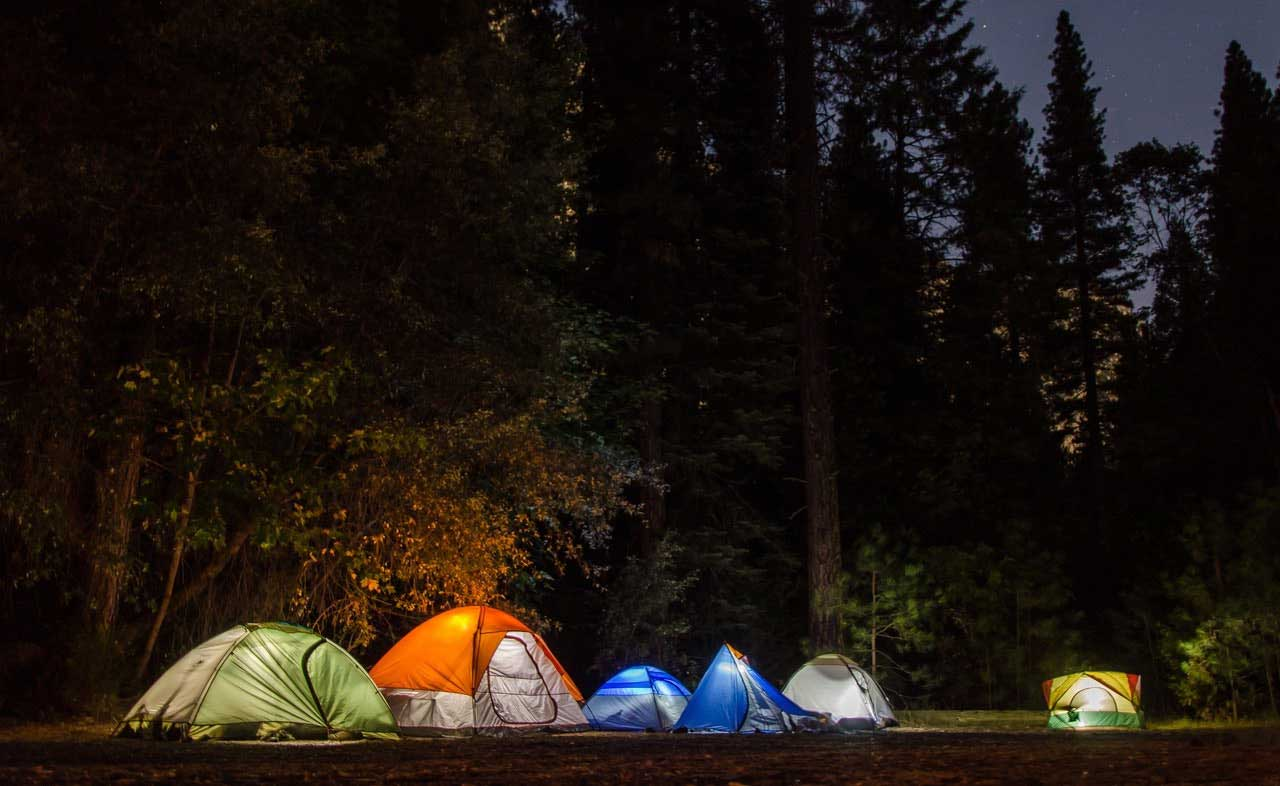 Ventajas de dormir en un camping
