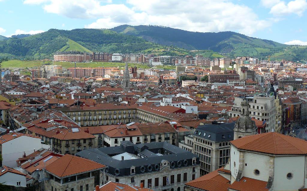 Casco antiguo de Bilbao